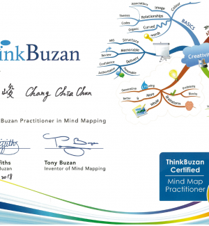 ThinkBuzan Practitioner In Mind Mapping
